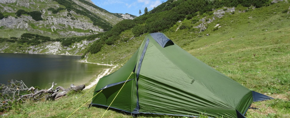 Ultralight Trekking Tent Trek Escape