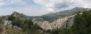 Croatia - Omiš Stari Grad Plateau