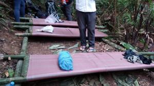 Laos - survival trekking