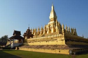 Laos - Pha That Luang