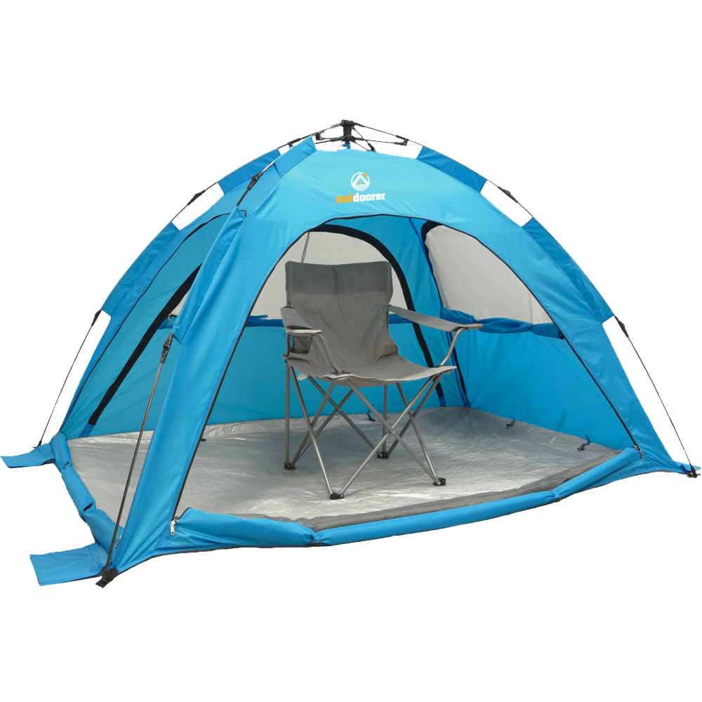 SunSnapper u2013 the automatic beach tent  sc 1 st  Outdoorer : childrens beach tent - memphite.com