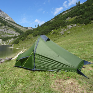 trekking tent - Trek Escape