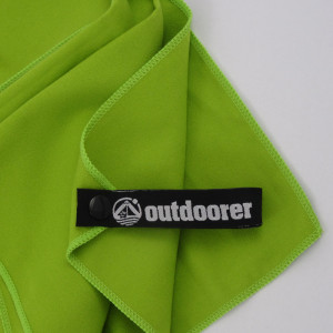 PackDRY microfibre travel towel by Outdoorer